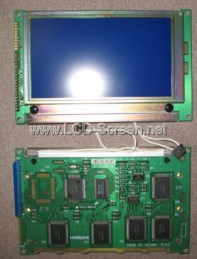 LMG7421PLBC 100% tested LCD DISPLAY SCREEN STN Original+Tracking ID