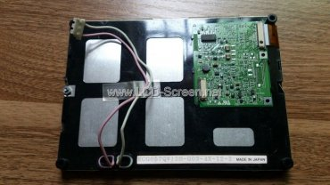 KCG057QV1DB-G03 LCD SCREEN DISPLAY PANEL+Tracking ID