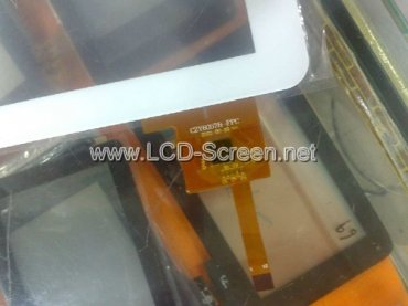 "8"" G6T CZY6057B-FPC Touch Screen Digitizer Glass for Tablet PC+Tracking ID"