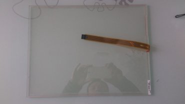 SCN-A5-FLT15.0-F09-0H1-R ELO TOUCH SCREEN GLASS DIGITIZER PANEL