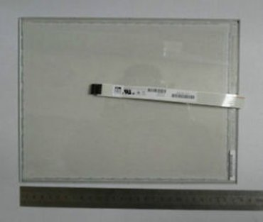 E348662 SCN-AT-FLT12.1-Z07-0H1-R ELO TOUCH SCREEN GLASS DIGITIZER PANEL