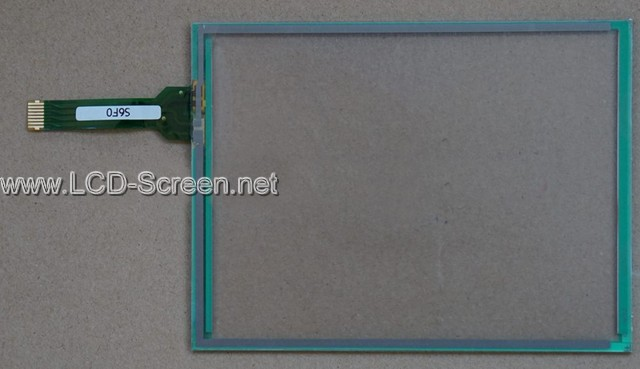 Tracking ID One For DMC ATP-104A060B Touch Screen Digitizer Glass
