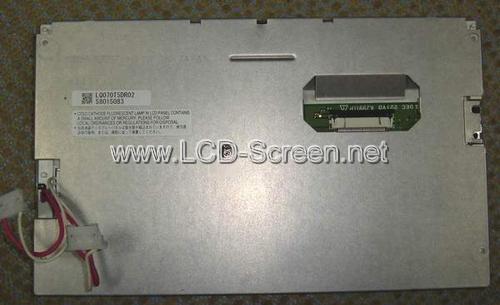 "7/"" TFT LCD Display For LQ070T5DR02 Sharp Audi A6//A8//Q7//A4//A5 MMI 2G system high"
